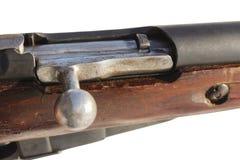 Handblindgeweer royalty-vrije stock foto's