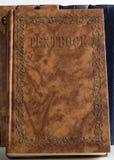 handboek royalty-vrije stock foto's