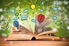 handboek Royalty-vrije Stock Afbeeldingen