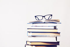 handboeken stock foto's