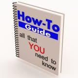handbok hur till white