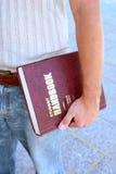 handboksdeltagare Royaltyfria Foton