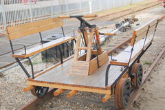 Handcar Stock Photos