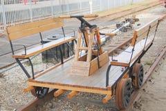 Handcar Stock Foto's