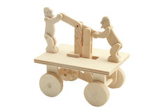 Handcar Stock Images