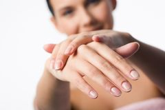 Handcare Stock Photos