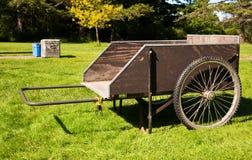 Handcart fotografia stock