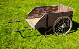 Handcart Royalty Free Stock Image