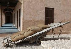 handcart tradycyjny obraz royalty free