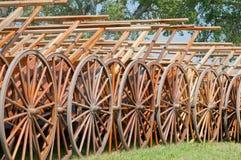 Handcarts stock photos