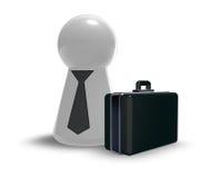 Handcase Stock Photo