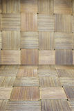 Handcraft of bamboo weave pattern. Texture and background Royalty Free Stock Photo