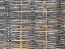 Handcraft bamboo weave texture. Stock Photography