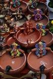 Handcraft God Vinayagar idol royalty free stock photos