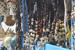 Handcraft Halsketten Lizenzfreie Stockbilder