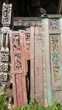 Handcraft indones royaltyfria bilder