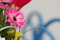 Handcraft la fleur photo libre de droits