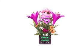 Handcraft la fleur images libres de droits