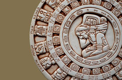 Handcraft la maya Immagine Stock