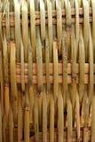 Handcraft la textura vegetal de la cestería mexicana del bastón imágenes de archivo libres de regalías
