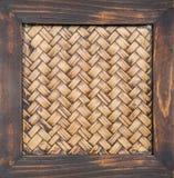 handcraft la texture en bambou d'armure pour le fond photos libres de droits