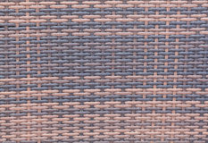 Handcraft o fundo de vime natural da textura de bambu do weave Fotos de Stock Royalty Free