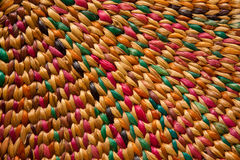 Handcraft o weave, craf tradicional Imagens de Stock Royalty Free