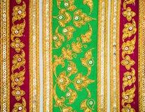 Handcraft silke Arkivfoto