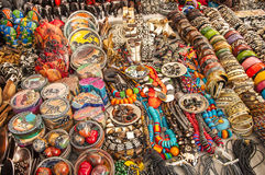 Handcraft Souvenir Royalty Free Stock Photography
