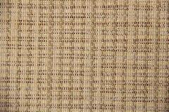 Handcraft a textura do weave Foto de Stock