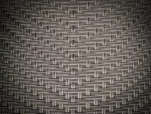Handcraft a textura do weave Fotos de Stock