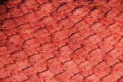 handcraft texturväv Royaltyfria Bilder