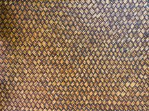 Handcraft weave texture bambool wicker Stock Photo