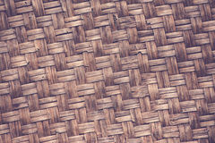 Handcraft weave texture natural bamboo. The handcraft weave texture natural bamboo Stock Photos