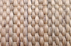 Handcraft weave texture natural wicker Stock Images