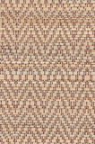 Handcraft weave texture thai sedge mat background Stock Image
