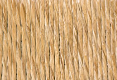 Handcraft weave texture wicker Stock Photos