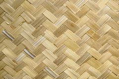 Handcraft weave Thai style pattern nature texture background royalty free stock images