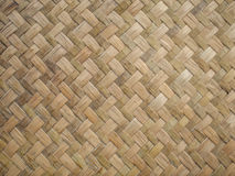 Handcraft wicker текстуры weave естественный Стоковое Изображение RF