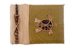 Handcrafted альбом изображения Стоковое Фото