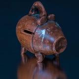 Handcrafted мексиканская игрушка стоковое фото rf