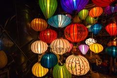Handcrafted фонарики Стоковые Фото