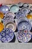 Handcrafted arabiska Royaltyfria Bilder