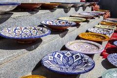 Handcrafted arabiska Arkivbilder