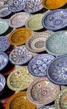 Handcrafted arabiska Arkivfoton