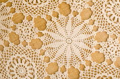 Handcrafted Embroidery Royalty Free Stock Images