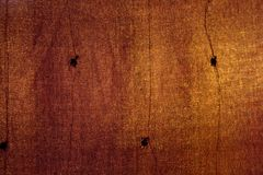Handcrafted wood detail 2 Stock Image