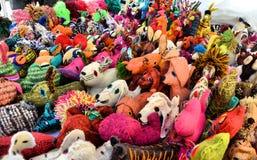 Handcrafts le Mexique Photographie stock libre de droits
