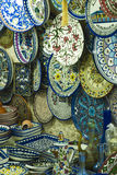 Handcrafts shot at the market Royalty Free Stock Photography