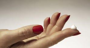 Handcream Stock Image